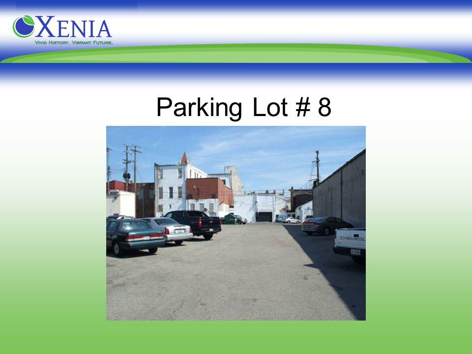 Parking Lot # 8