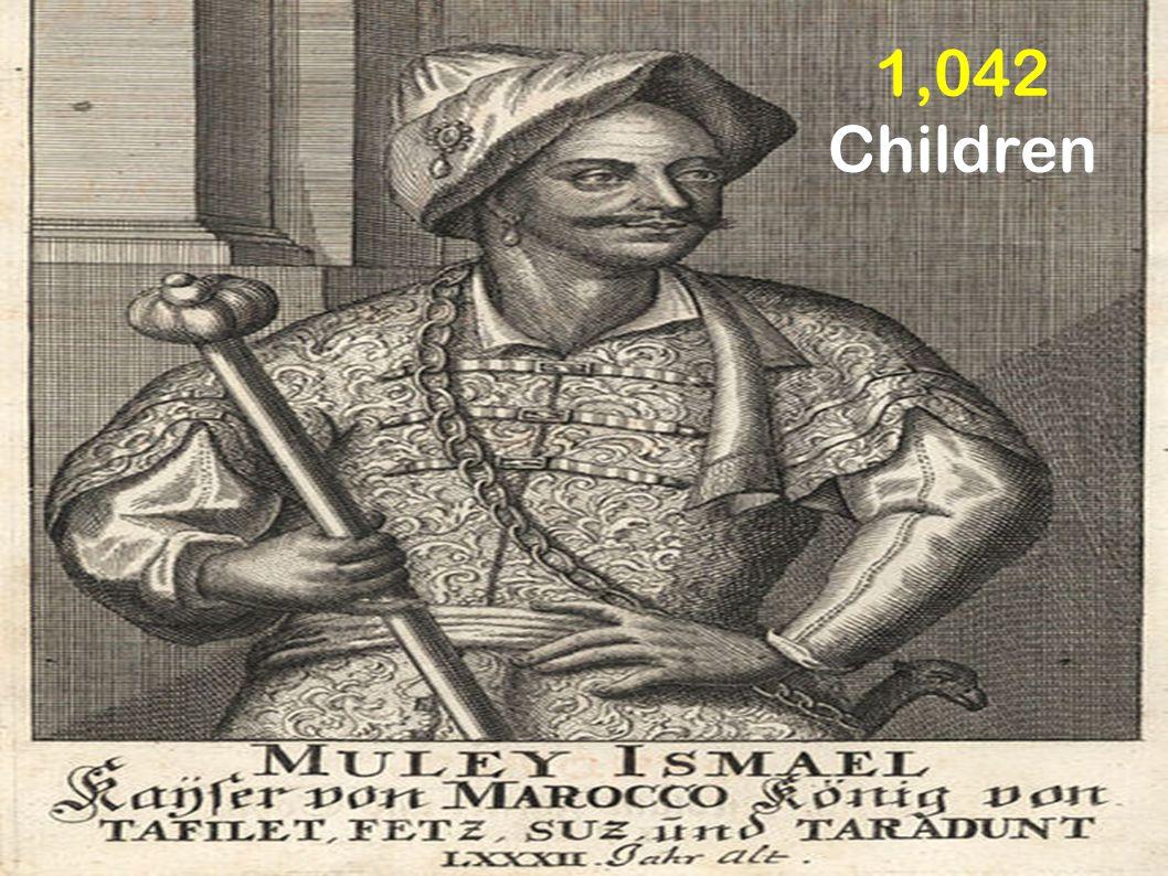 1,042 Children
