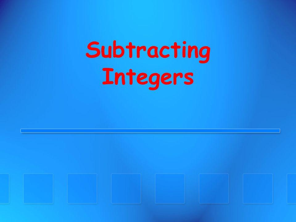 Integers +1