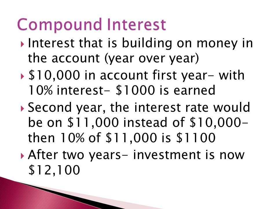  Money deposited in your first few years will be the hardest working money in your whole portfolio.