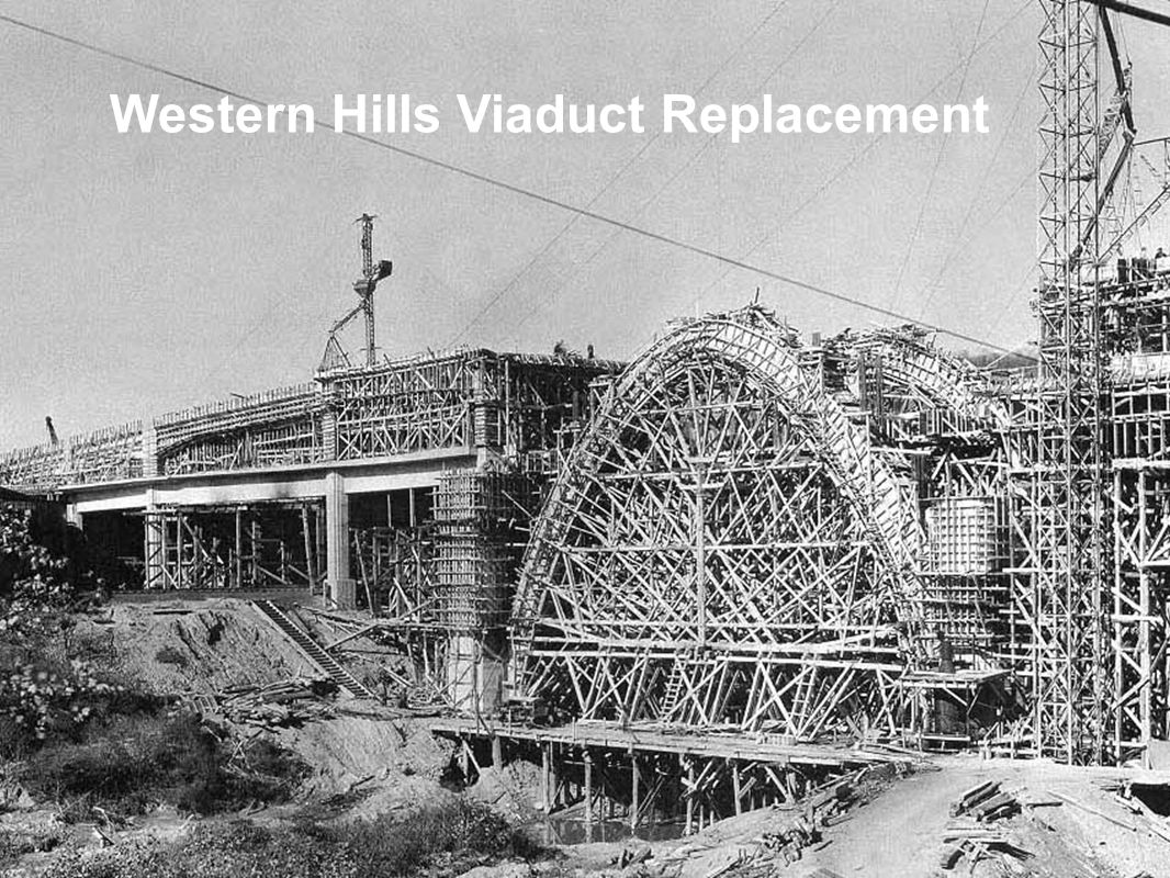 Western Hills Viaduct Replacement