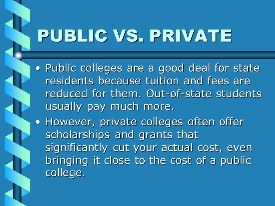 In-State vs.