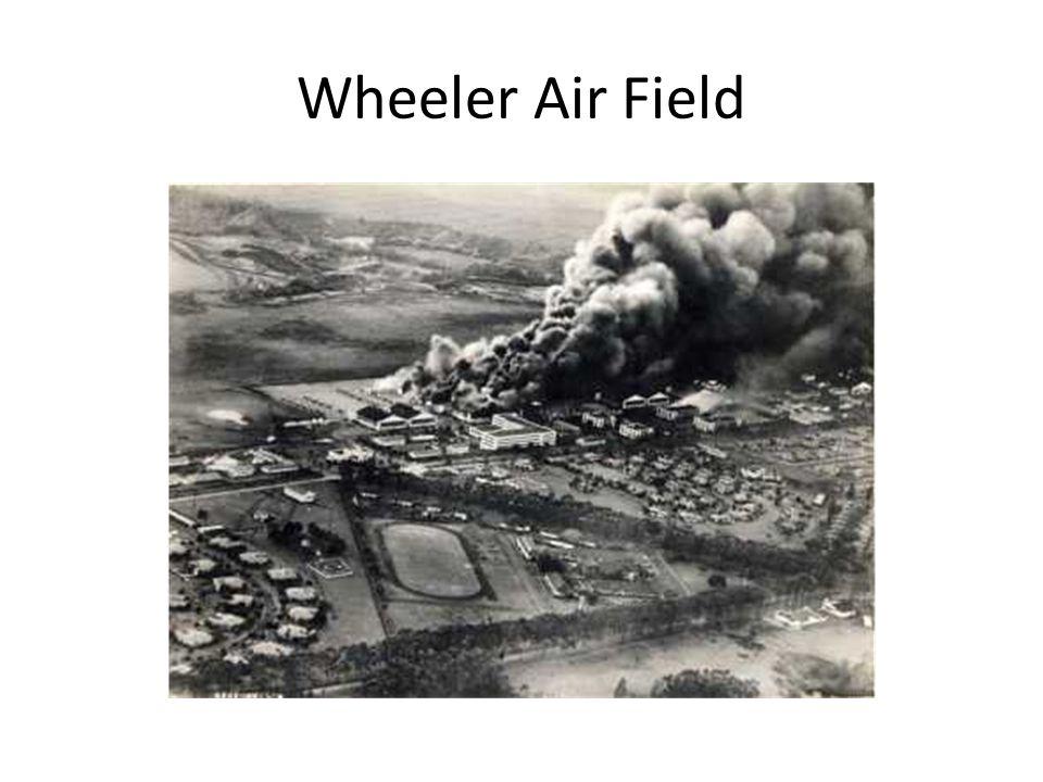 Wheeler Air Field