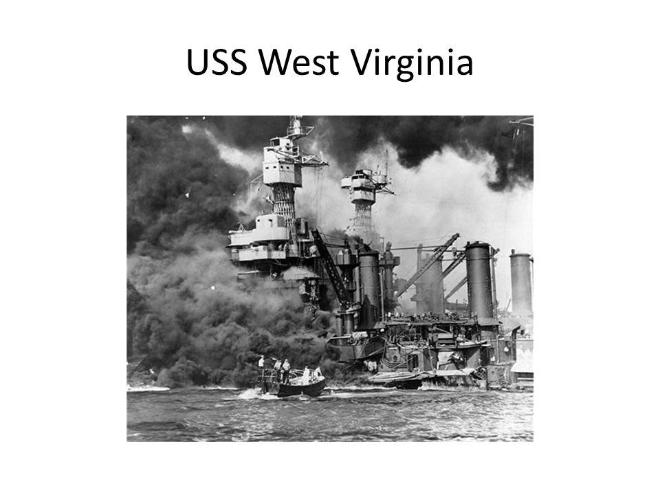 USS West Virginia