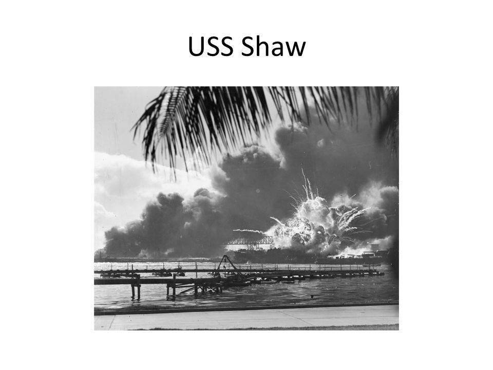 USS Shaw