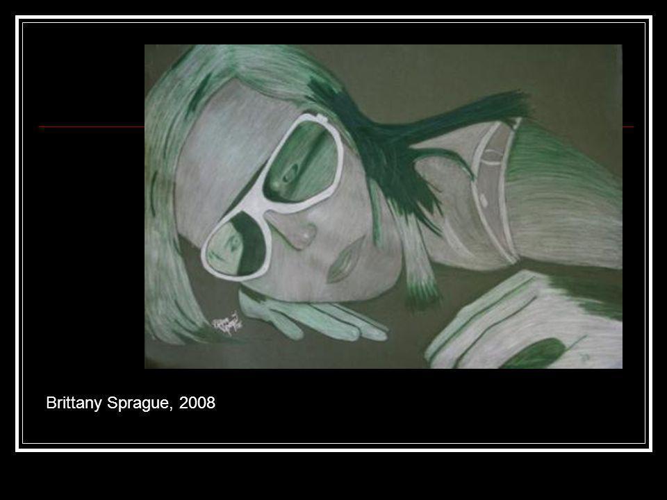 Brittany Sprague, 2008