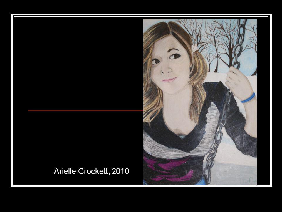 Arielle Crockett, 2010