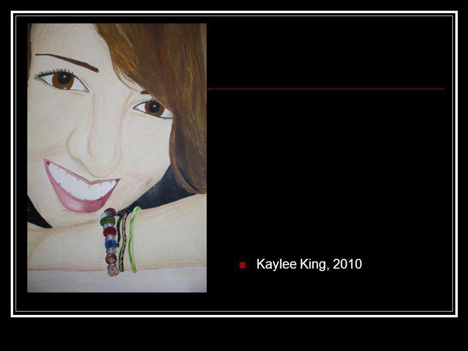 Kaylee King, 2010