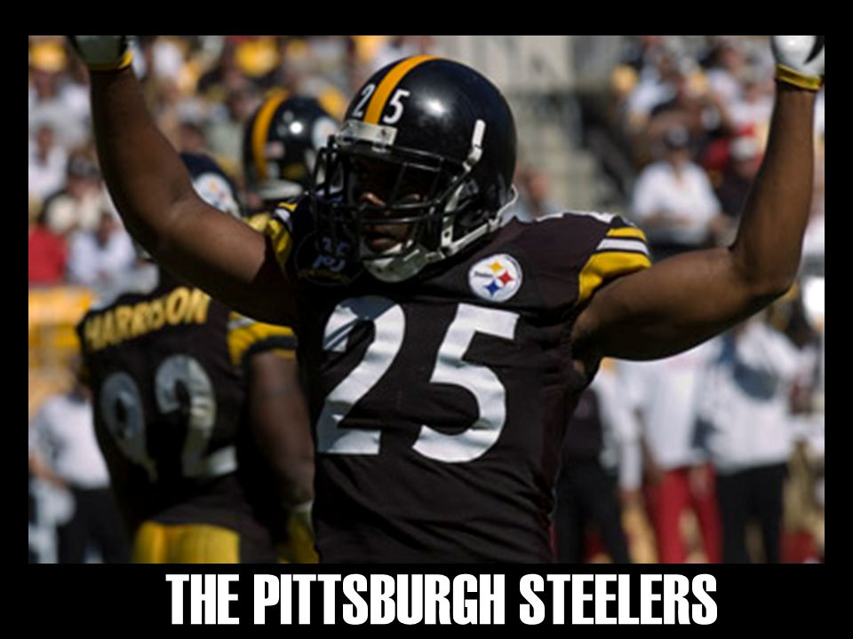 THE PITTSBURGH STEELERS