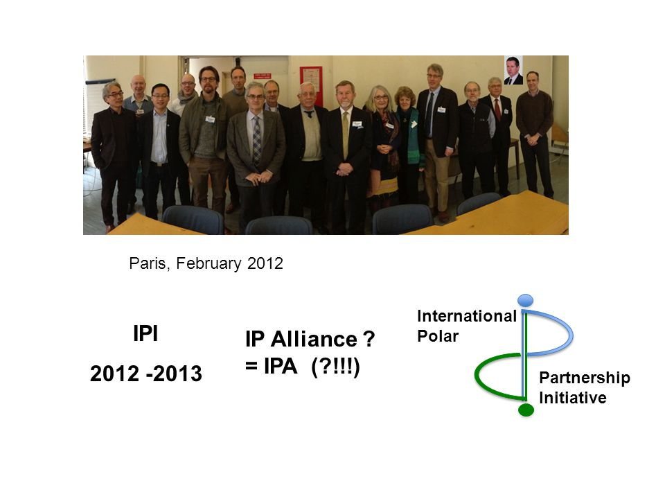 IPI 2012 -2013 IP Alliance .