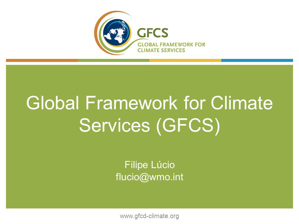 Seamless hydrometeorological and climate services