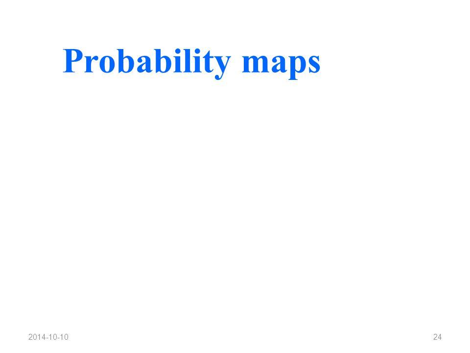 2014-10-1024 Probability maps
