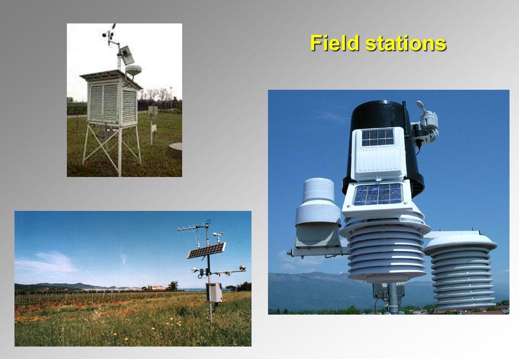 Field stations