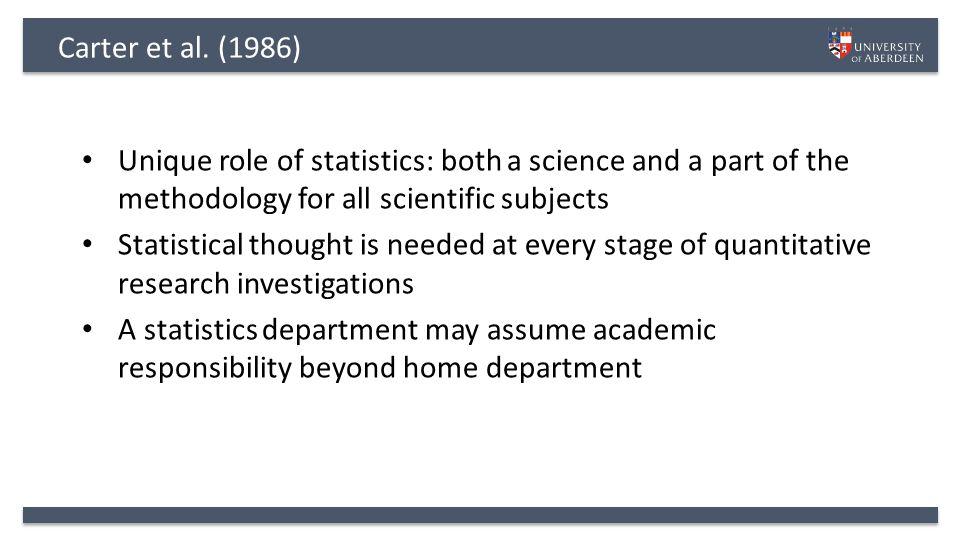 Carter et al.
