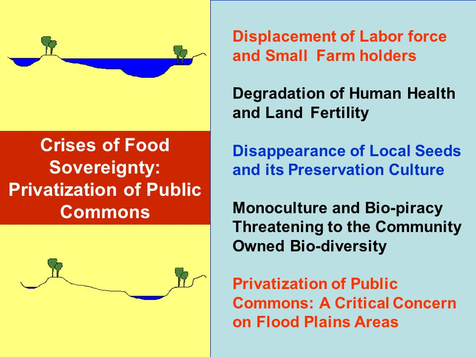 Land Ownership: Question of Reform 5.2% of total population is landless, 34% HHs do not own cultivable land.