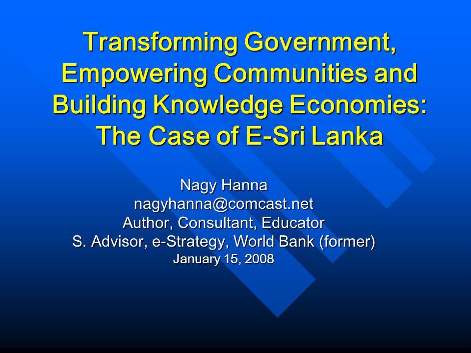 Nagy Hanna nagyhanna@comcast.net Author, Consultant, Educator S.