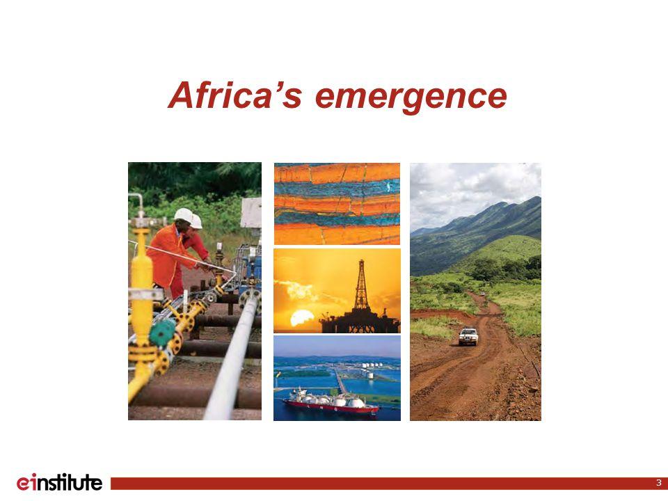Africa's emergence 3