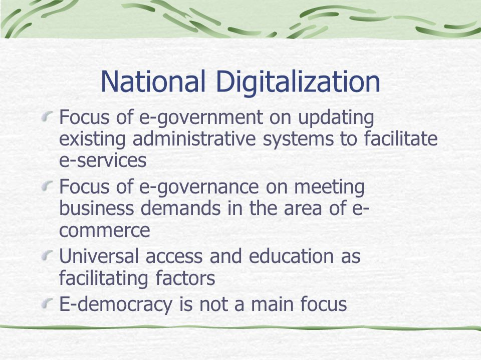 Public Information Clarity – providing information that helps citizens to understand and manoeuvre the bureaucracy.
