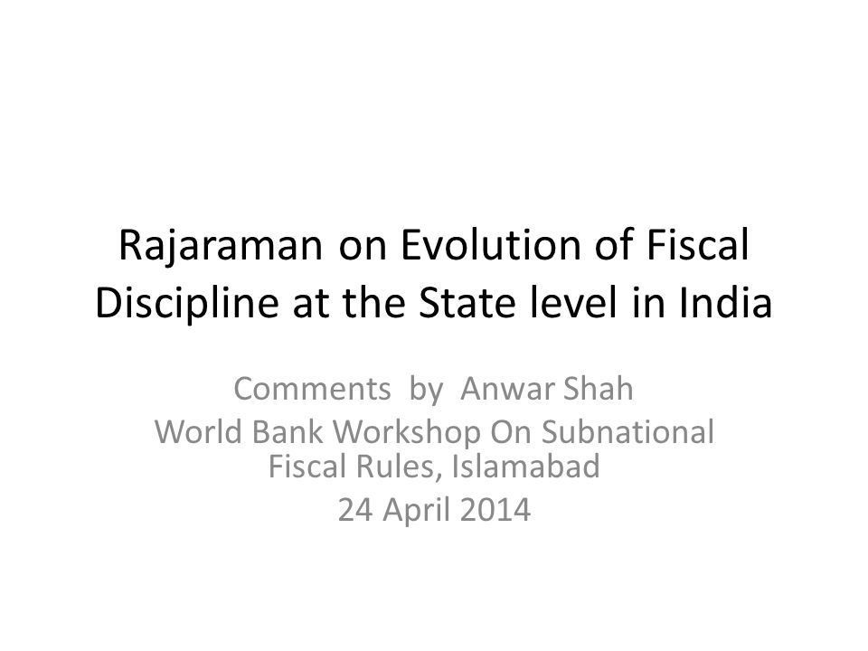 All indicators by RBI point towards a successful fiscal consolidation at state level in India