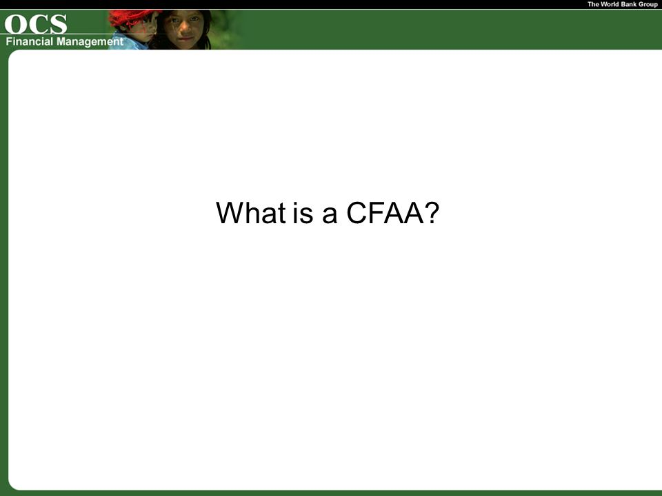 What is a CFAA