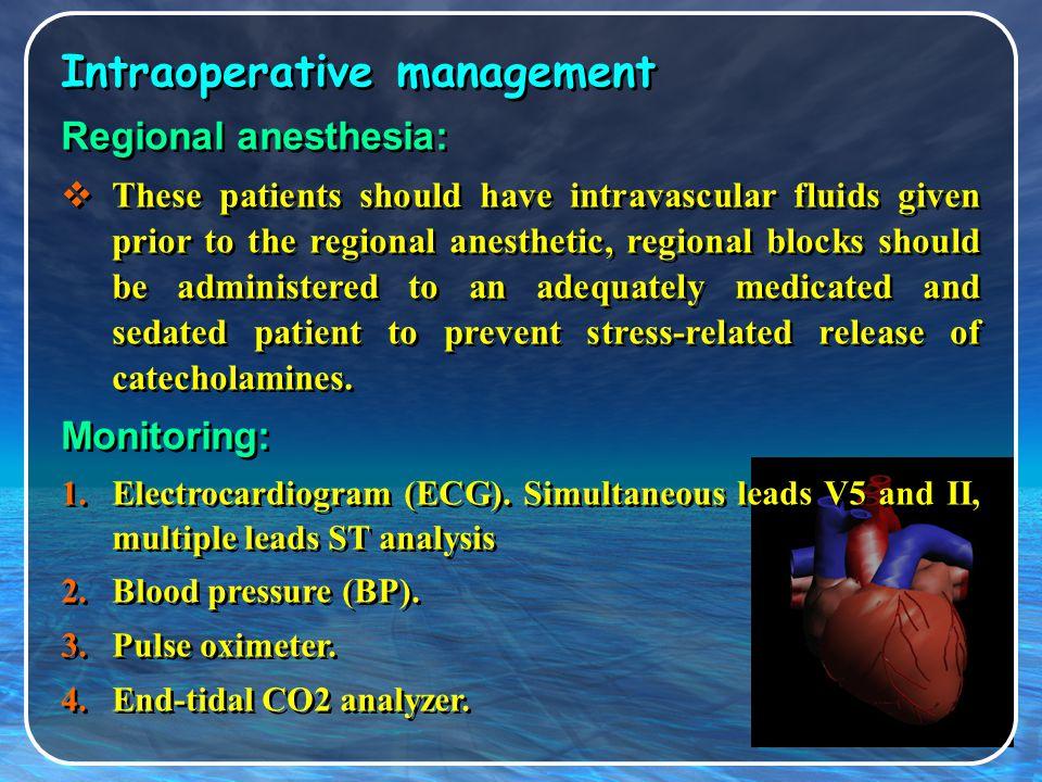 2.A single small oral dose of a β-adrenergic blocking agent such as labetalol.