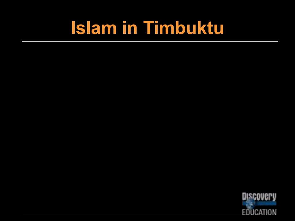 Islam in Timbuktu