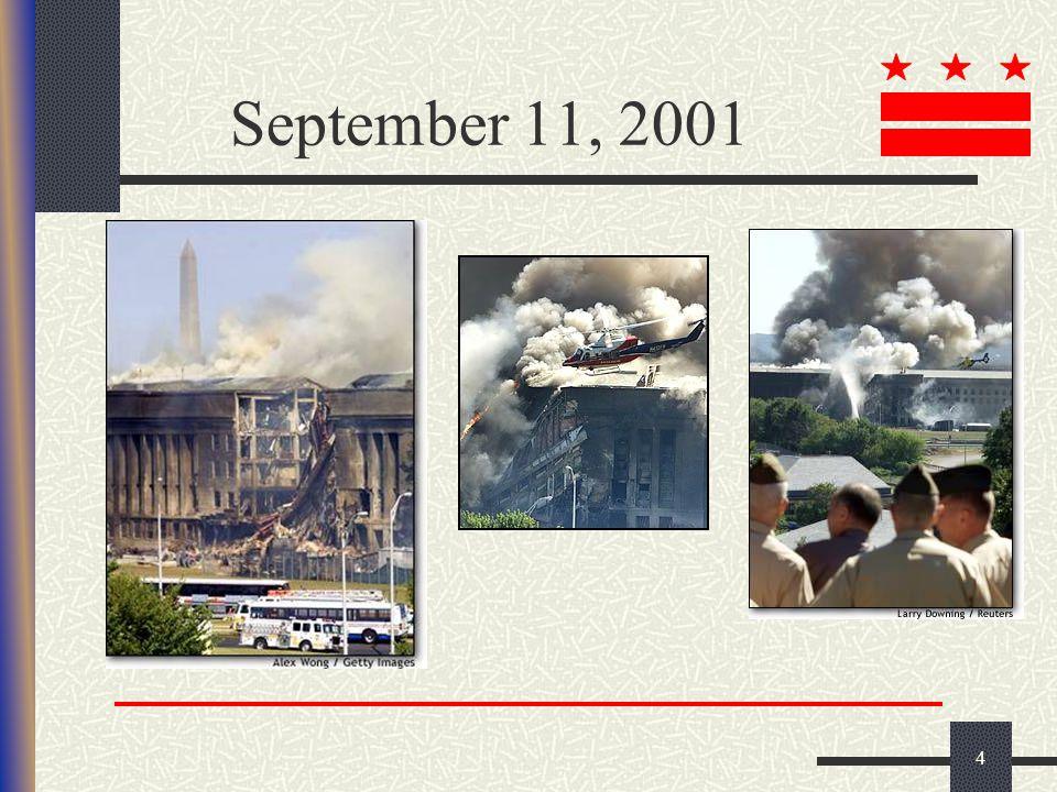 4 September 11, 2001