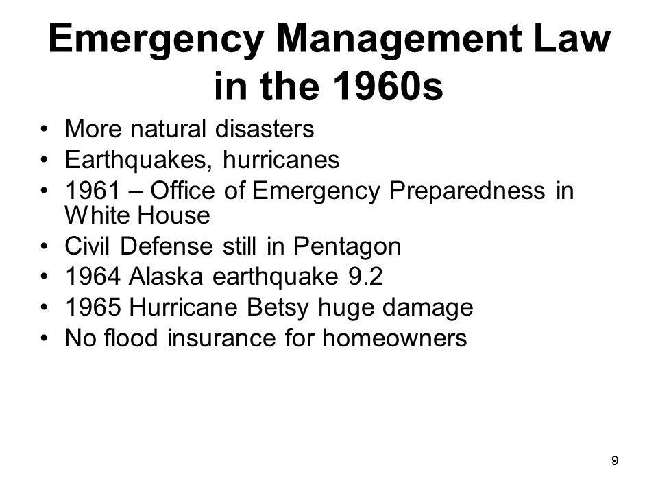 50 Post-Katrina Emergency Management Reform Act Sec.