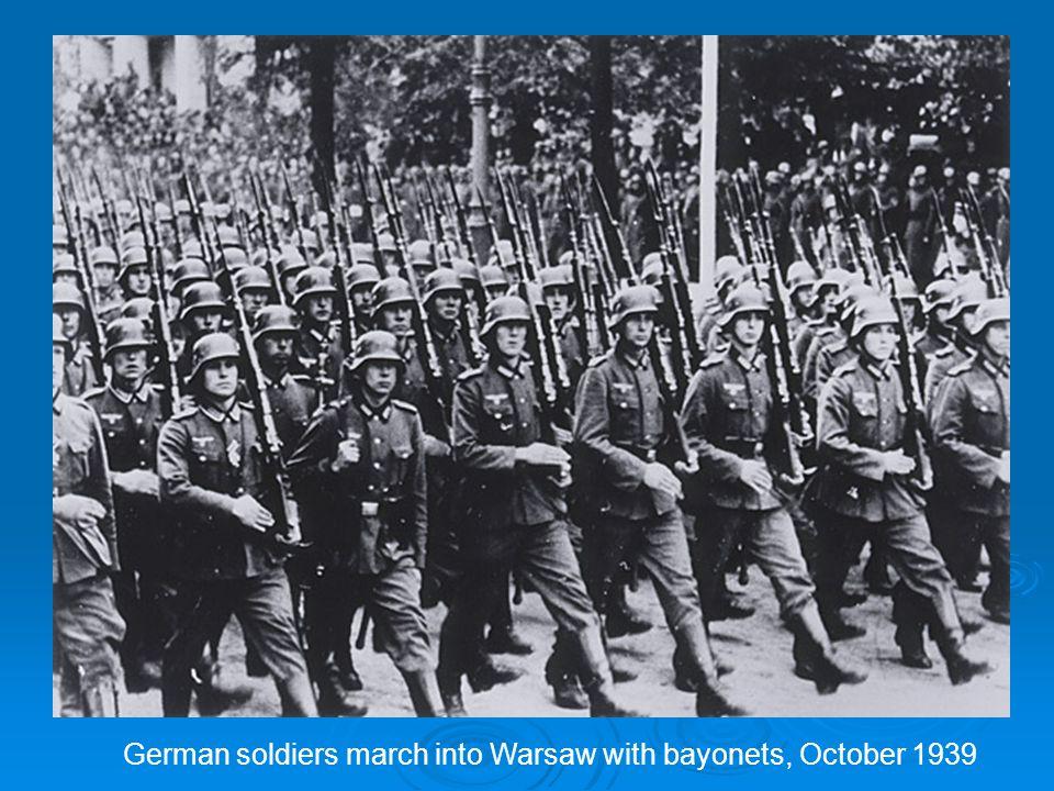 Kristallnacht, 1938 – onlookers watch synagogue burning