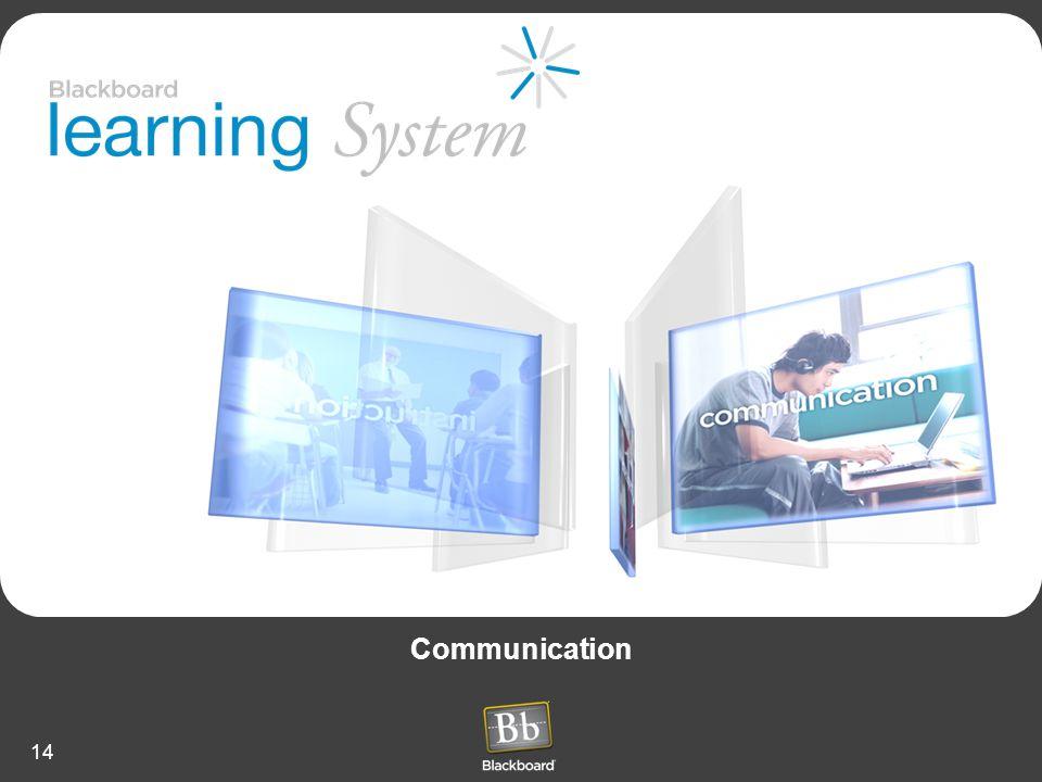 14 Communication