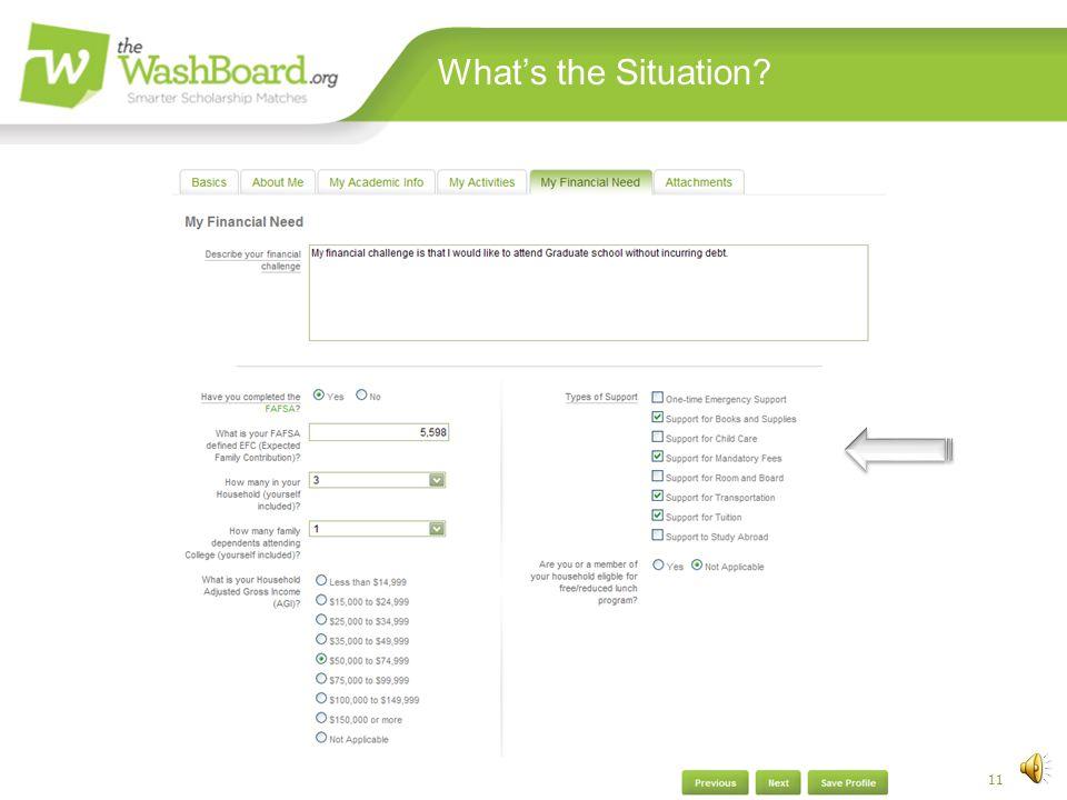 10 Washington Scholarship Coalition Study it, Play it, Do it