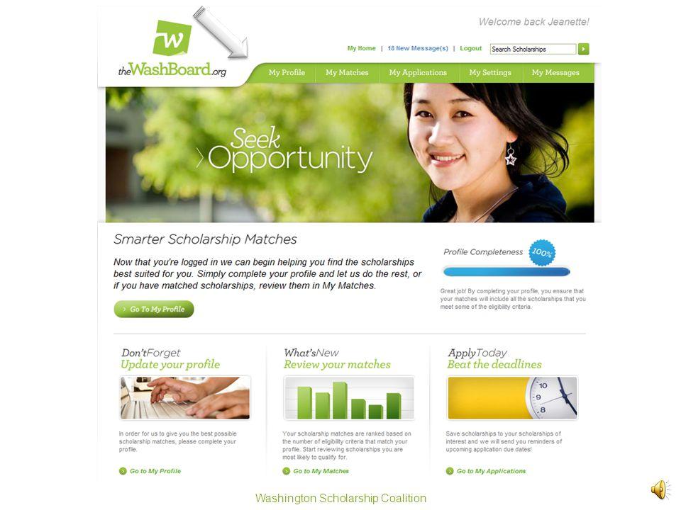 5 Registration 1-2-3 Washington Scholarship Coalition 3.