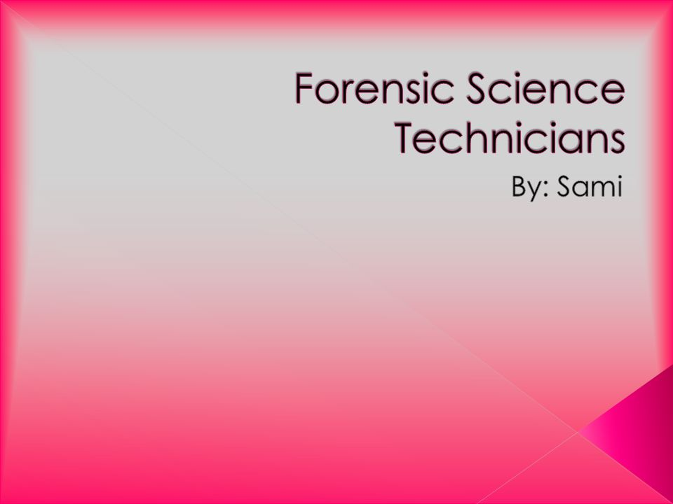 Analyze Data  Collect And Preserve Evidence  Reconstruct Evidence  Testify As An Expert Witness  Prepare Reports  Interpret Laboratory Findings