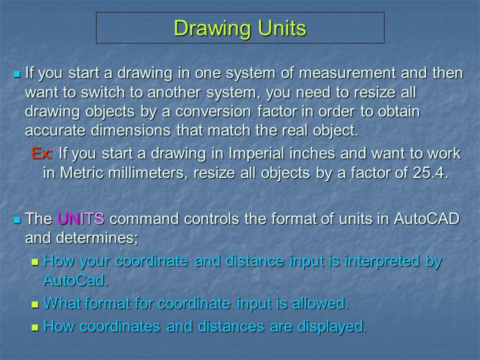 Step 4: Estimate the Plot Scale.
