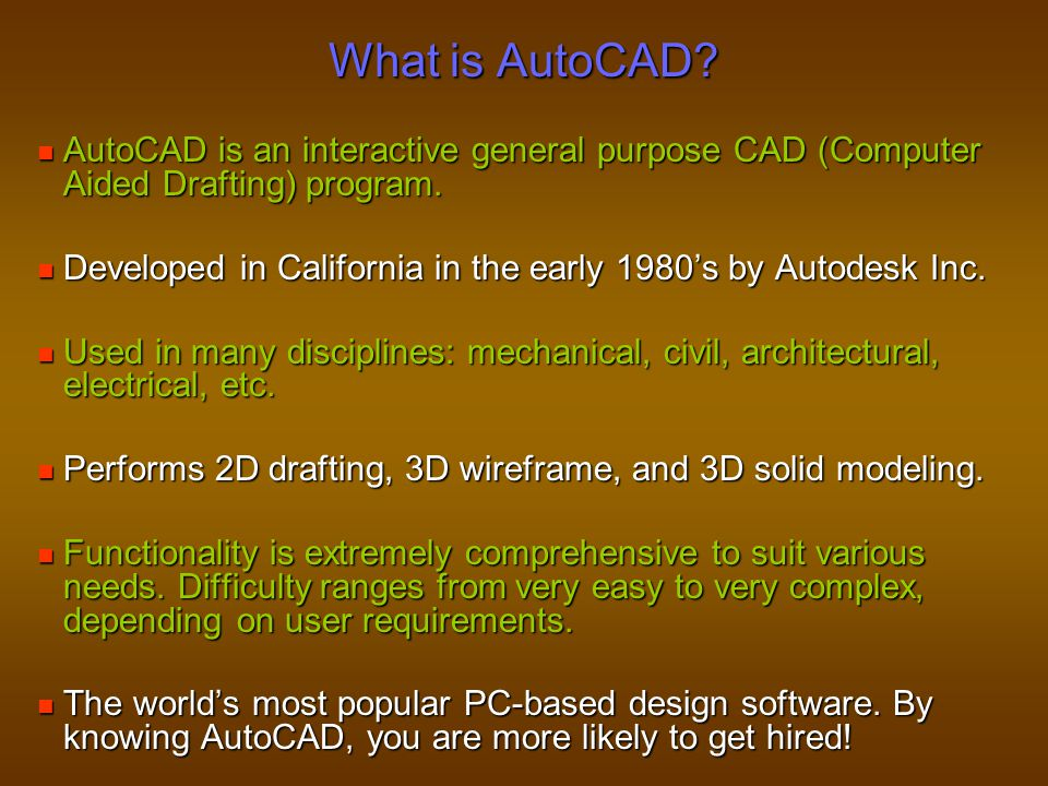 Show AutoCAD layout.Show AutoCAD layout. Show various methods to issue one command.