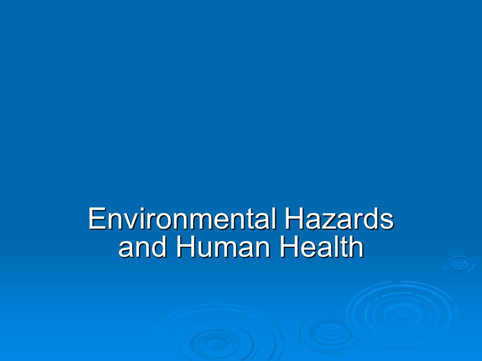TOXICOLOGY: ASSESSING CHEMICAL HAZARDS  Under existing laws, most chemicals are considered innocent until proven guilty, and estimating their toxicity is difficult, uncertain, and expensive.