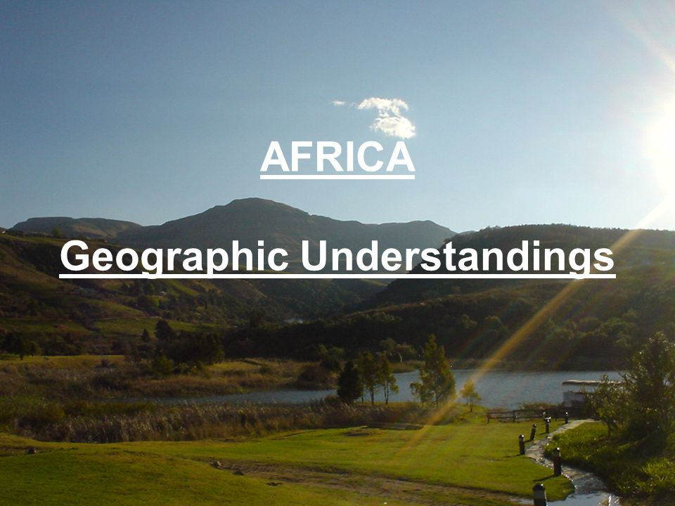 SS7E2 The student will explain how voluntary trade benefits buyers and sellers in Africa.