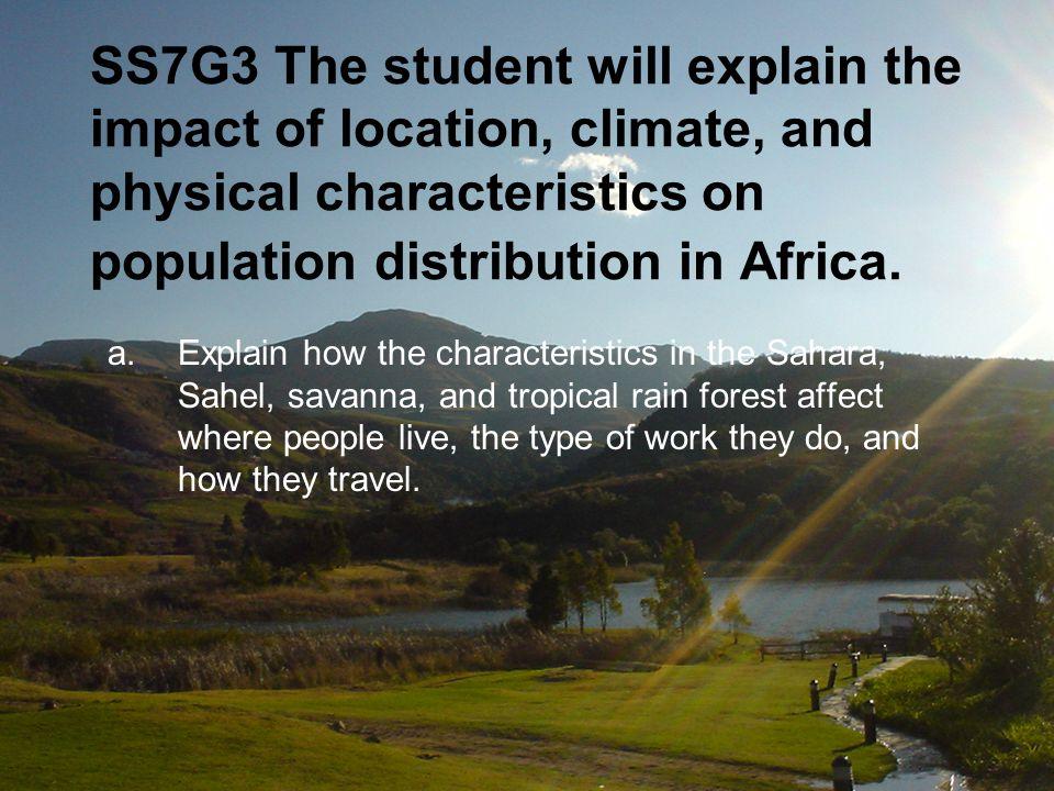 AFRICA Historical Understandings
