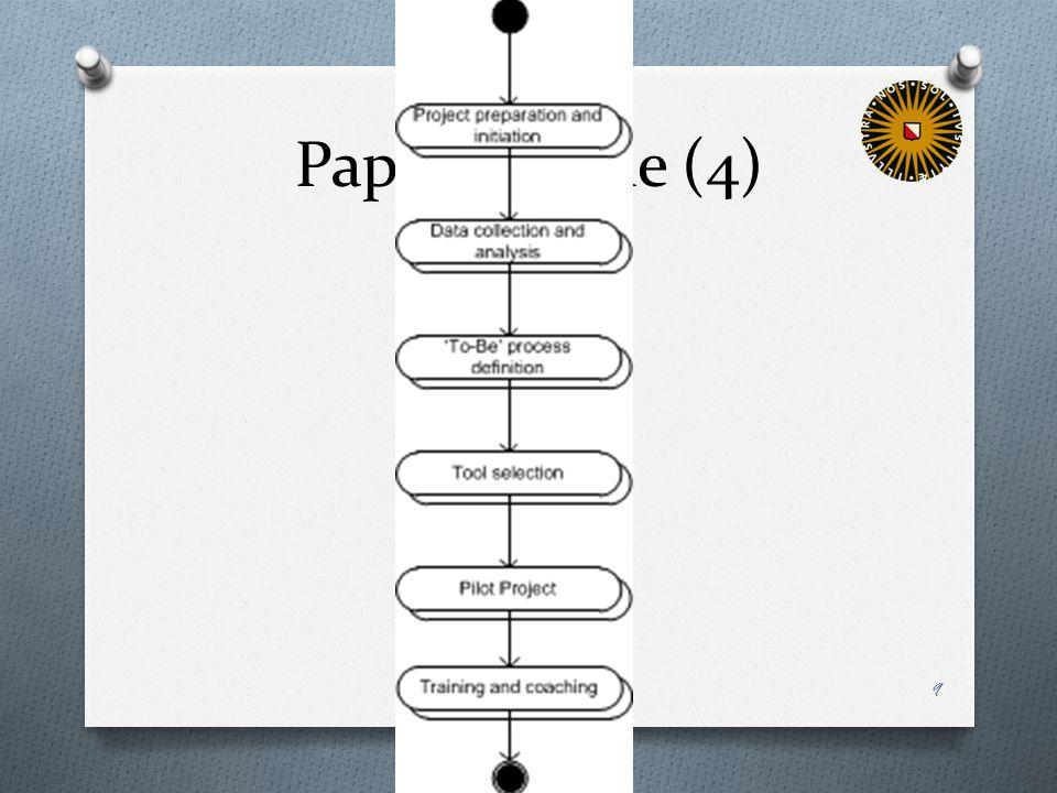 Paper outline (4) 9