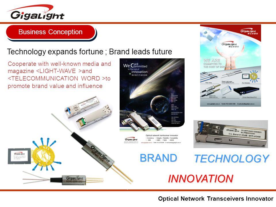 Optical Network Transceivers Innovator Active Product Series —SFP/GBIC PR-pilot run; PP-pilot production; MP-mass production.