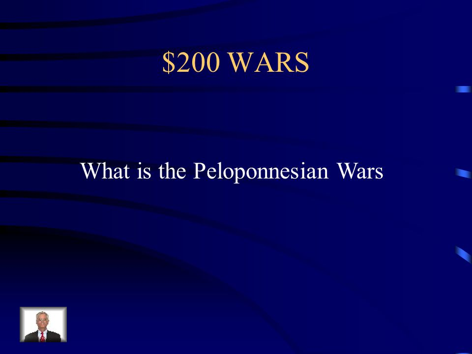 $200 WARS This war caused a loss in sense of Community and fighting among the Greek city-states