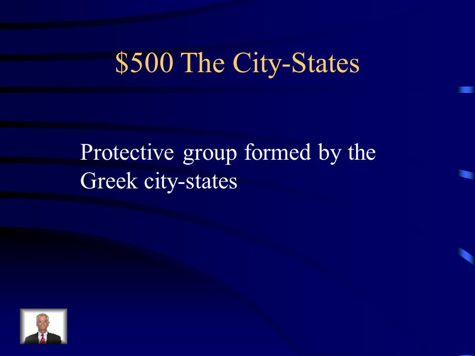 $400 The City-States What is a Democracy