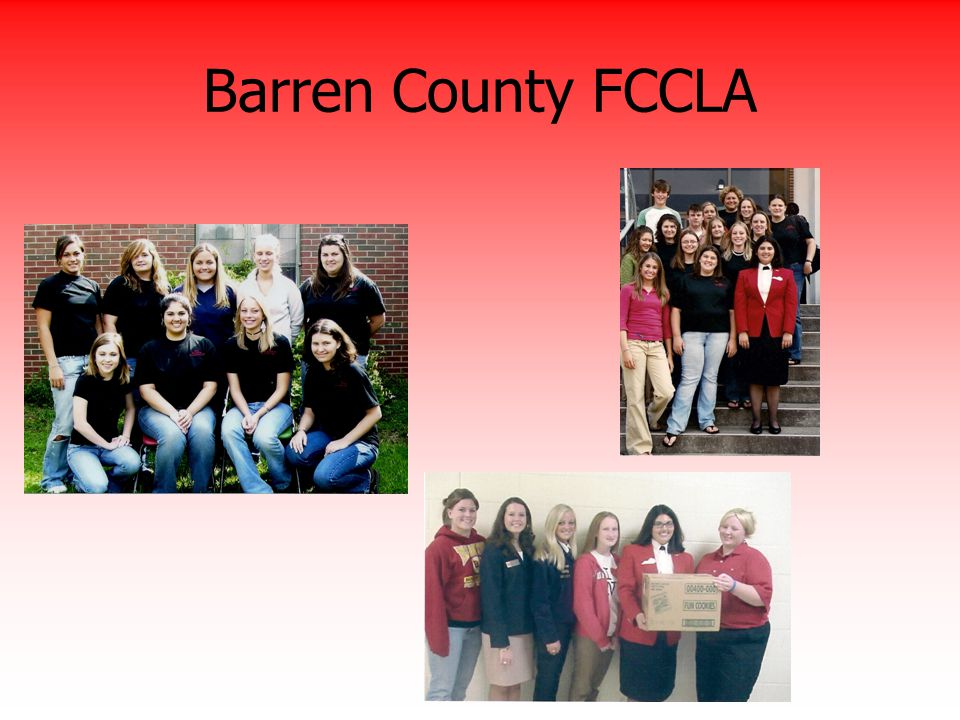 Barren County FCCLA