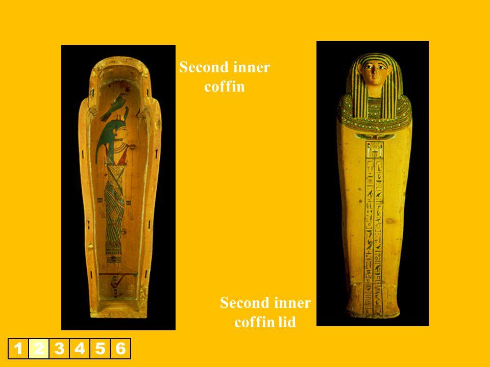 Inner coffin Mummy 234516