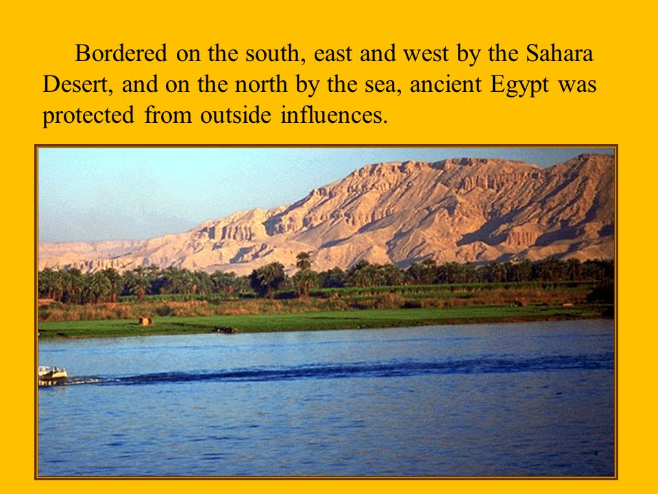 Geography Egypt is located in northeastern Africa The Nile River runs the length of the country flowing south to north The river begins in the mountai