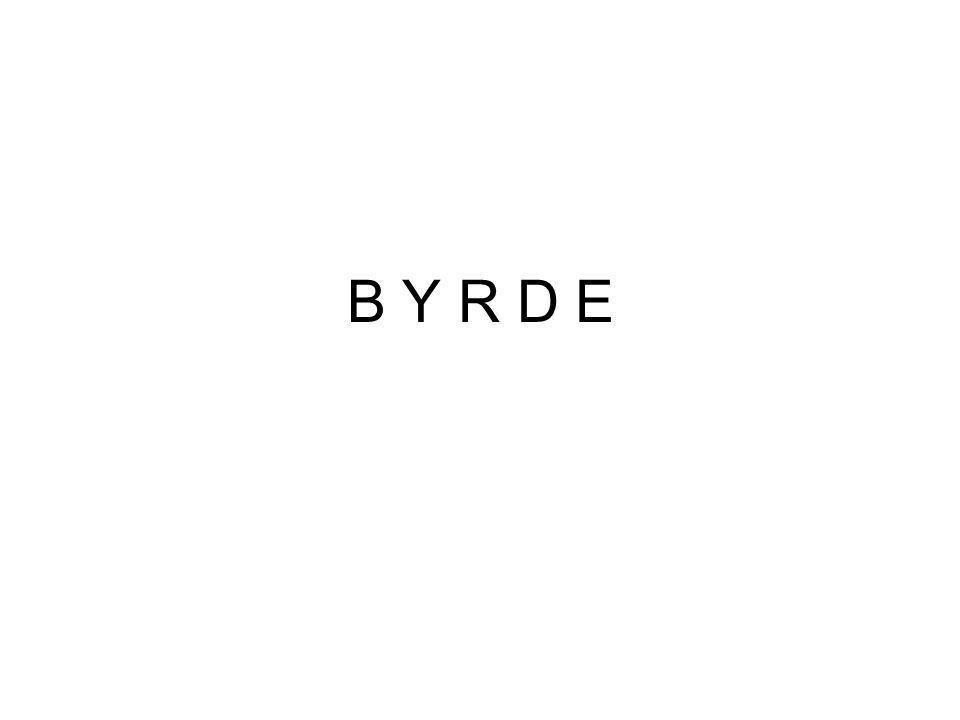 B Y R D E
