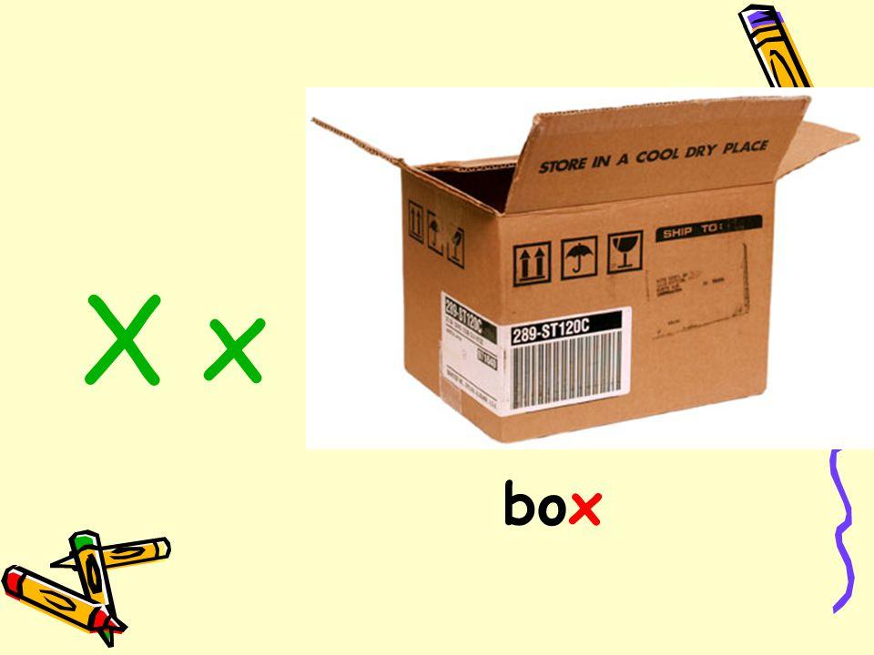 X x box