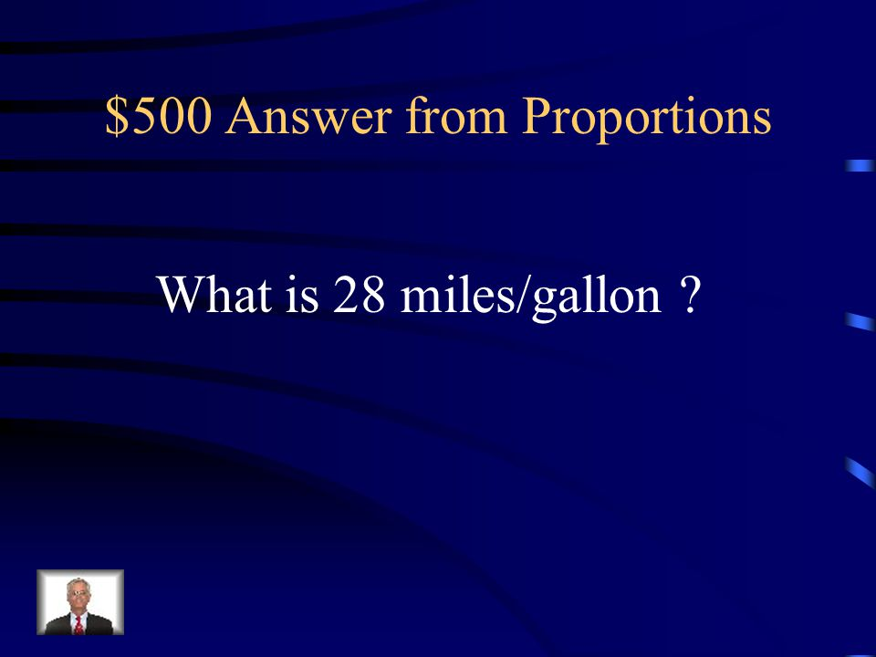 $500 Question from Proportions The solution to There Hyung family drove from Trenton, New Jersey, to Peoria, Illinois.