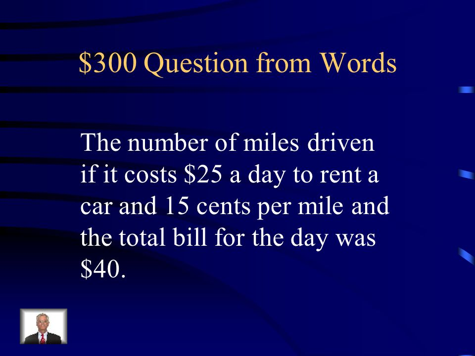 $200 Answer from Words What is 4n - 11 = 19