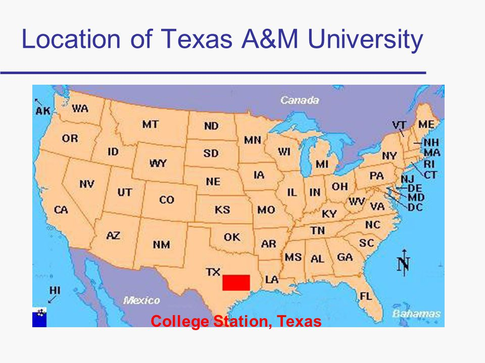 About College Station, Texas Population of area is approximately 133,550 90 miles northwest of Houston and 170 miles south of Dallas.